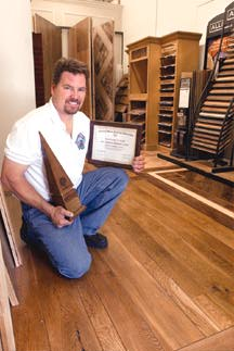 wood floor sanding company