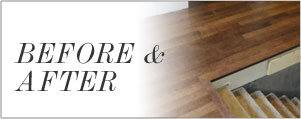 Marvelous Before & After Floor Sanding Gallery