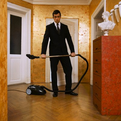 Cleaning Parquet Floors