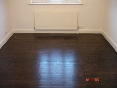 Wood Floor Sanding and Staining