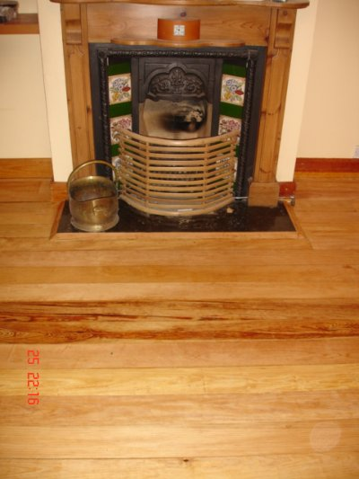 Wood Floor Sanding Services