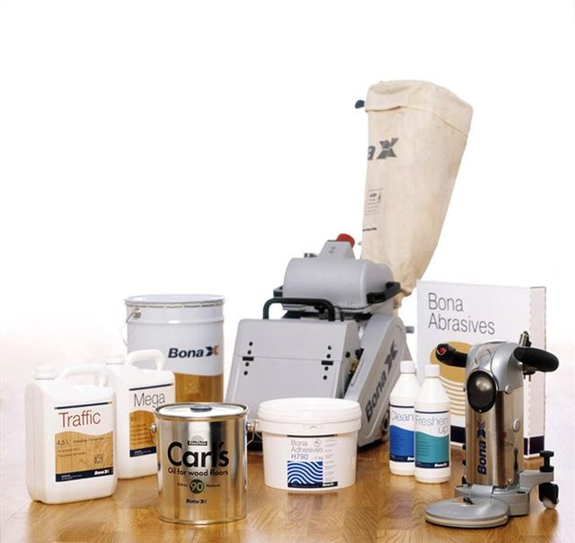 The best floor finishing machines and products.
