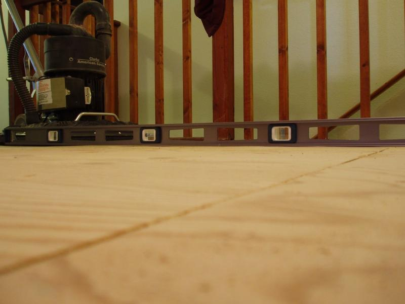 Levelling Parquet Flooring with Latest Bona machines and Trio by Lagler.