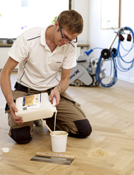 OUR ETHOS BY SANDING WOOD FLOORS